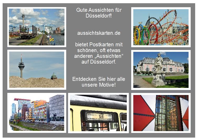 Gute Aussichten für Düsseldorf